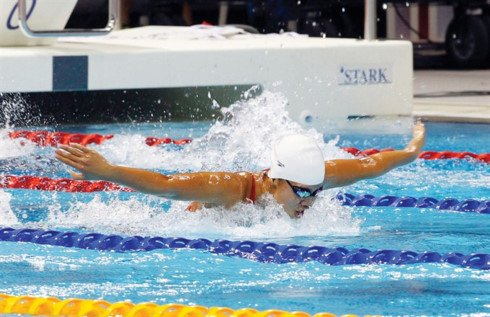 Anh Vien targets 8-10 golds at SEA Games