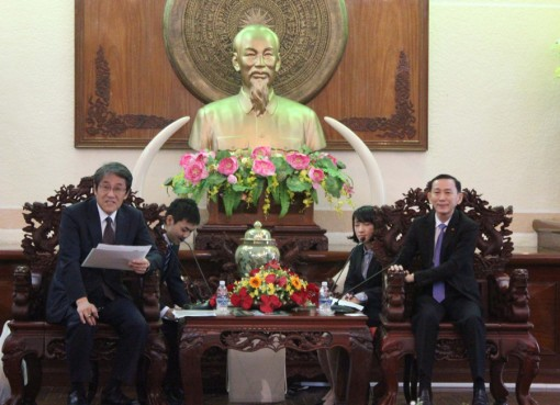 Can Tho wishes for stronger cooperation with Japan in agriculture, health care