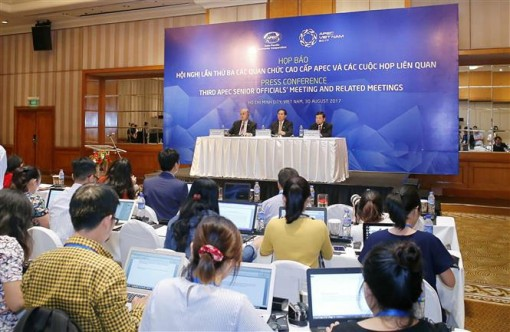 APEC SOM3 and related meetings conclude in Ho Chi Minh City