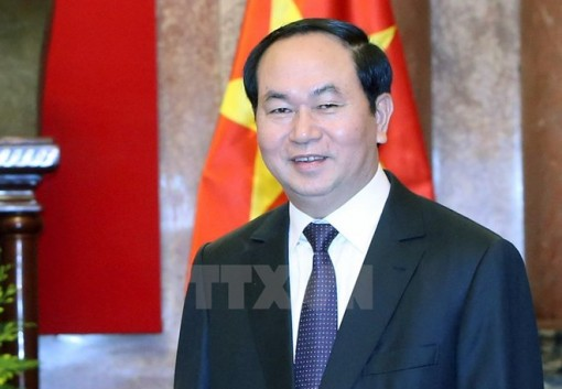 President: Vietnam, Laos strive to develop relations practically