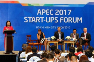 APEC forum loks towards dynamic, networked start-ups community