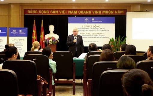 Logo competition launched to mark Vietnam-Australia diplomatic ties