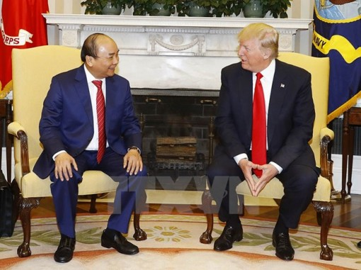 US President Trump's Vietnam visit to open up new cooperation prospects