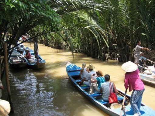 Mekong Delta to improve tourism services