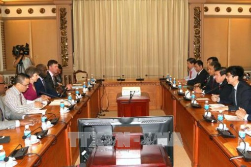 HCM City highly appreciates WB's support
