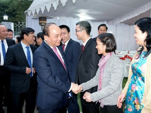 Ground broken for new Vietnam Embassy headquarters in India