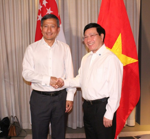 Singapore vows to back Vietnam in transforming industries