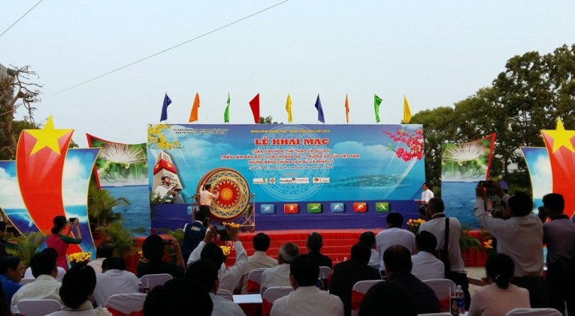Cultural, sports, tourism week opens in Can Tho