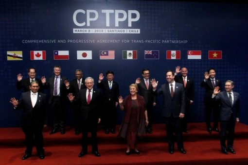 CP TPP trade deal officially inked in Chile