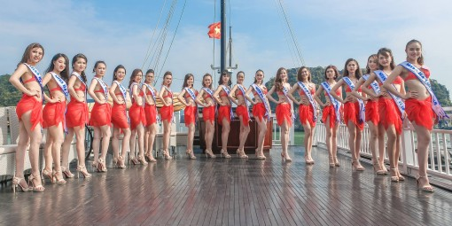 Miss Ha Long 2018 pageant finale to take place on May 12