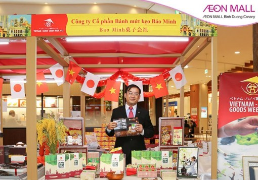 Vietnamese firms strive to access foreign distribution channels