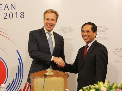 Preparations for World Economic Forum on ASEAN reviewed