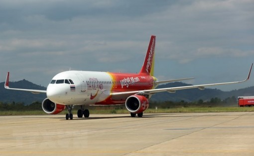 Vietjet begins new service between Da Nang and RoK's Daegu