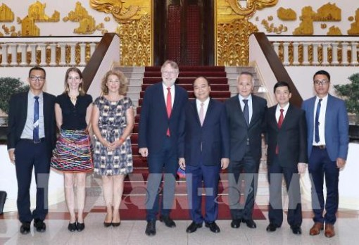 Vietnam wants to boost cooperation with EU: PM