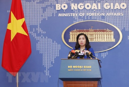 Vietnam congratulates Cambodia on successful organisation of election