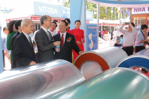 Vietbuild Can Tho 2018 opens