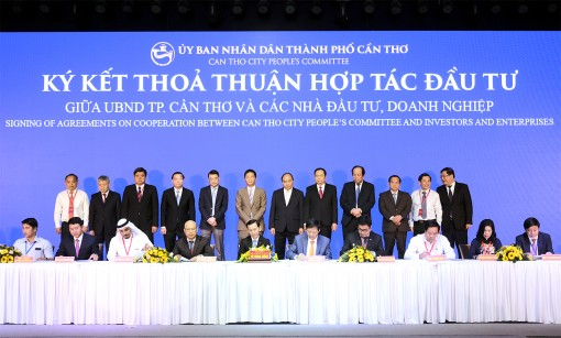 Deals worth VND85 trillion at Can Tho Investment Promotion Conference