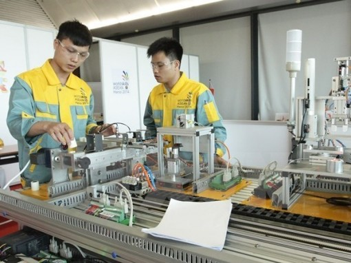 Thailand gears up for 12th ASEAN Skills Competition