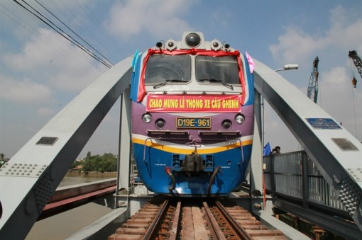 North-south high-speed railway to be built elevated, under tunnel