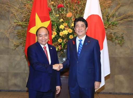 PM's trip to Tokyo shows Vietnam's respect for ties with Japan