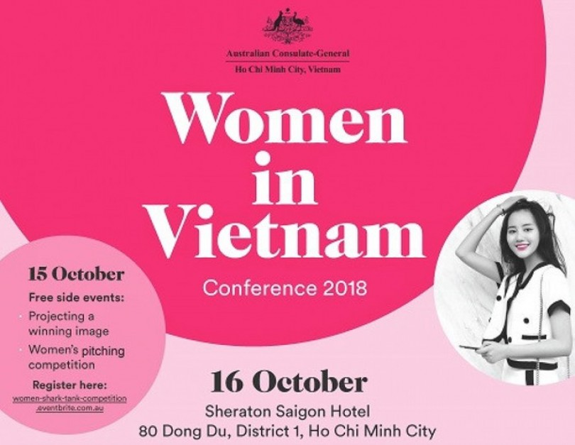 Women in Vietnam Conference opens in HCM City