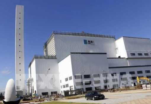 VN's first waste-to-power plant to be officially operational in Nov